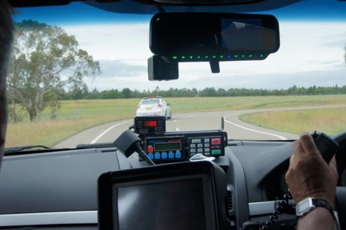 Australia Police Dashcam
