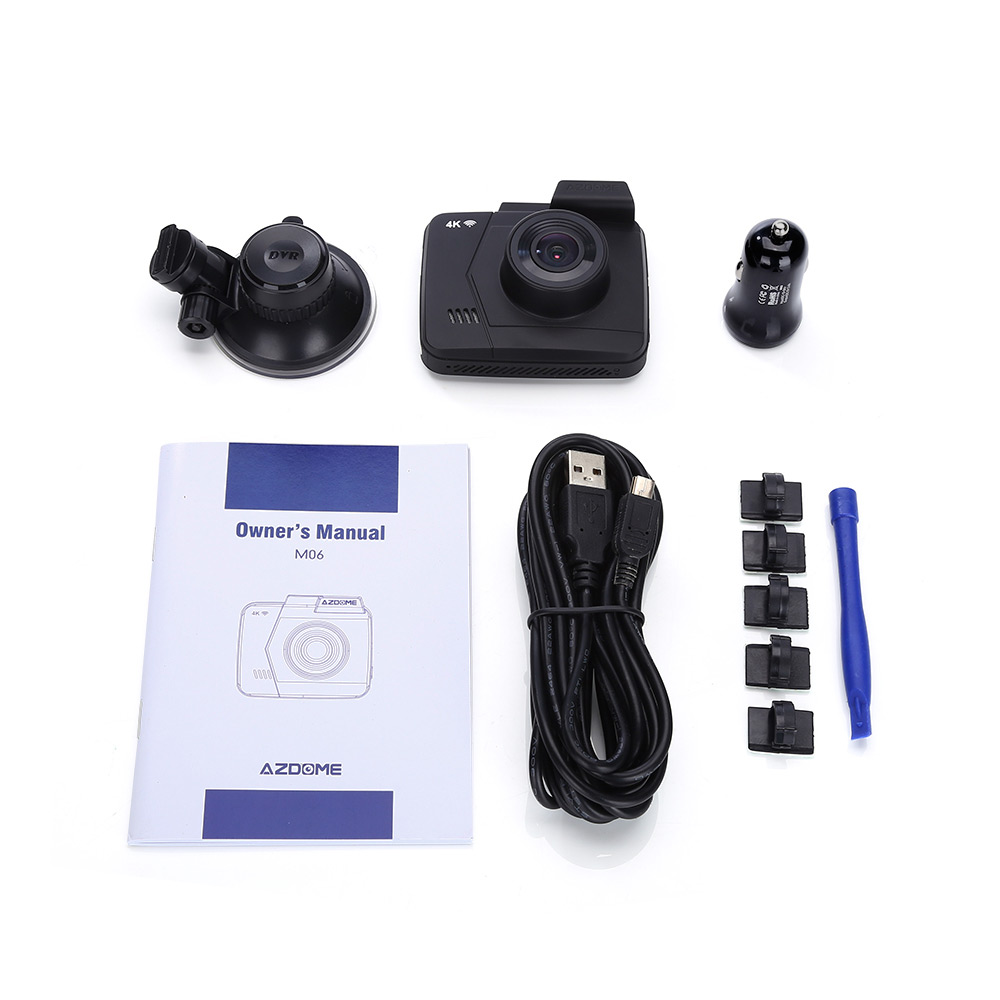 4K Dash Camera