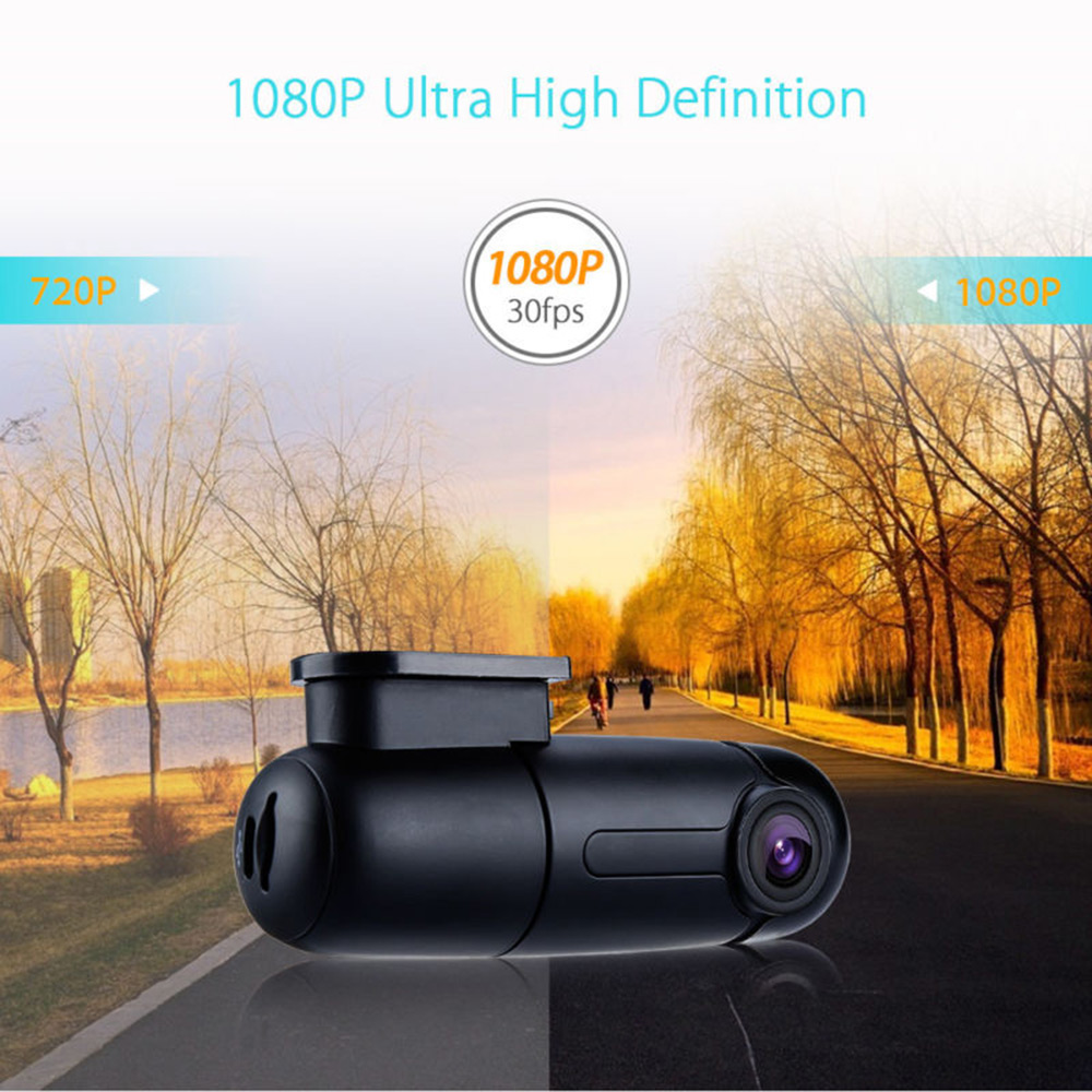 BlueSkySea B1W Dashcam