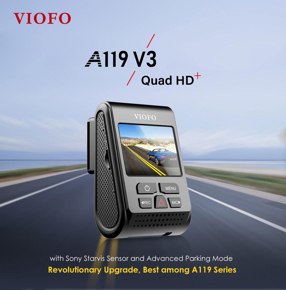 Viofo V3 Dash Camera