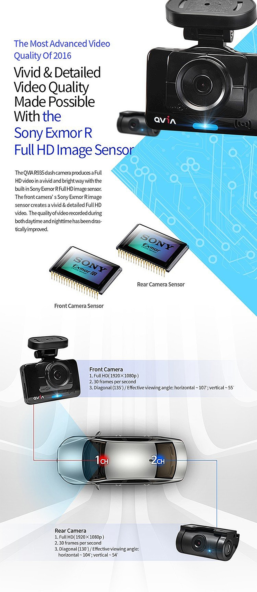 Lukas LK935 Dash Camera