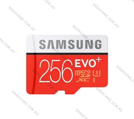 Samsung 256GB MicroSD Memory Card
