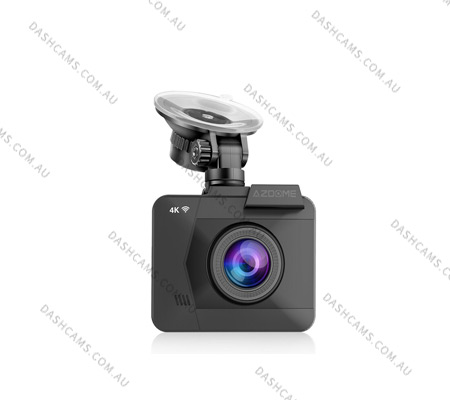 4K Ultra HD WiFi Dashcam