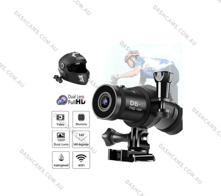Boblov DB-1 Motorcycle Dashcam