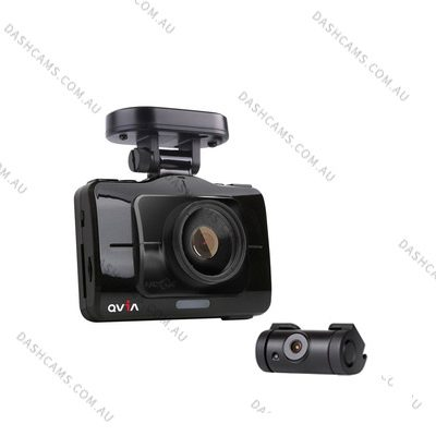 Lukas Qvia R935 Duo Dashcam
