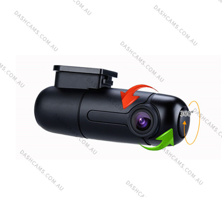 Blueskysea B1W Mini Dashcam