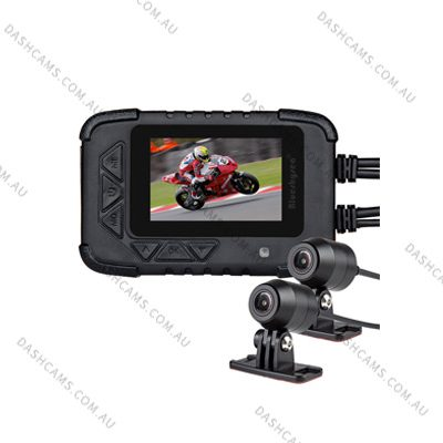 BlueSkySea DV688 Motorbike Dashcam