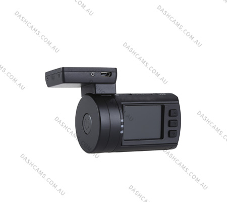 BlueSkySea Dual Lens Dashcam