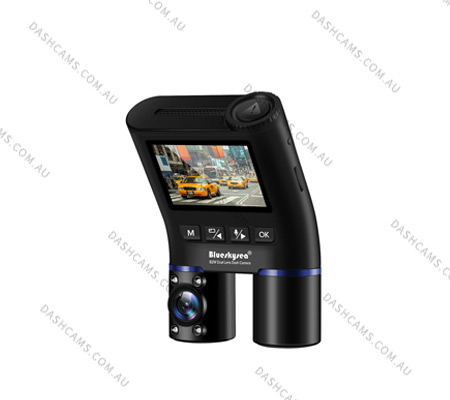 Blueskysea B2W Two Channel GPS Dashcam