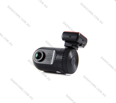 Mini 0805 Super HD Dashcam GPS